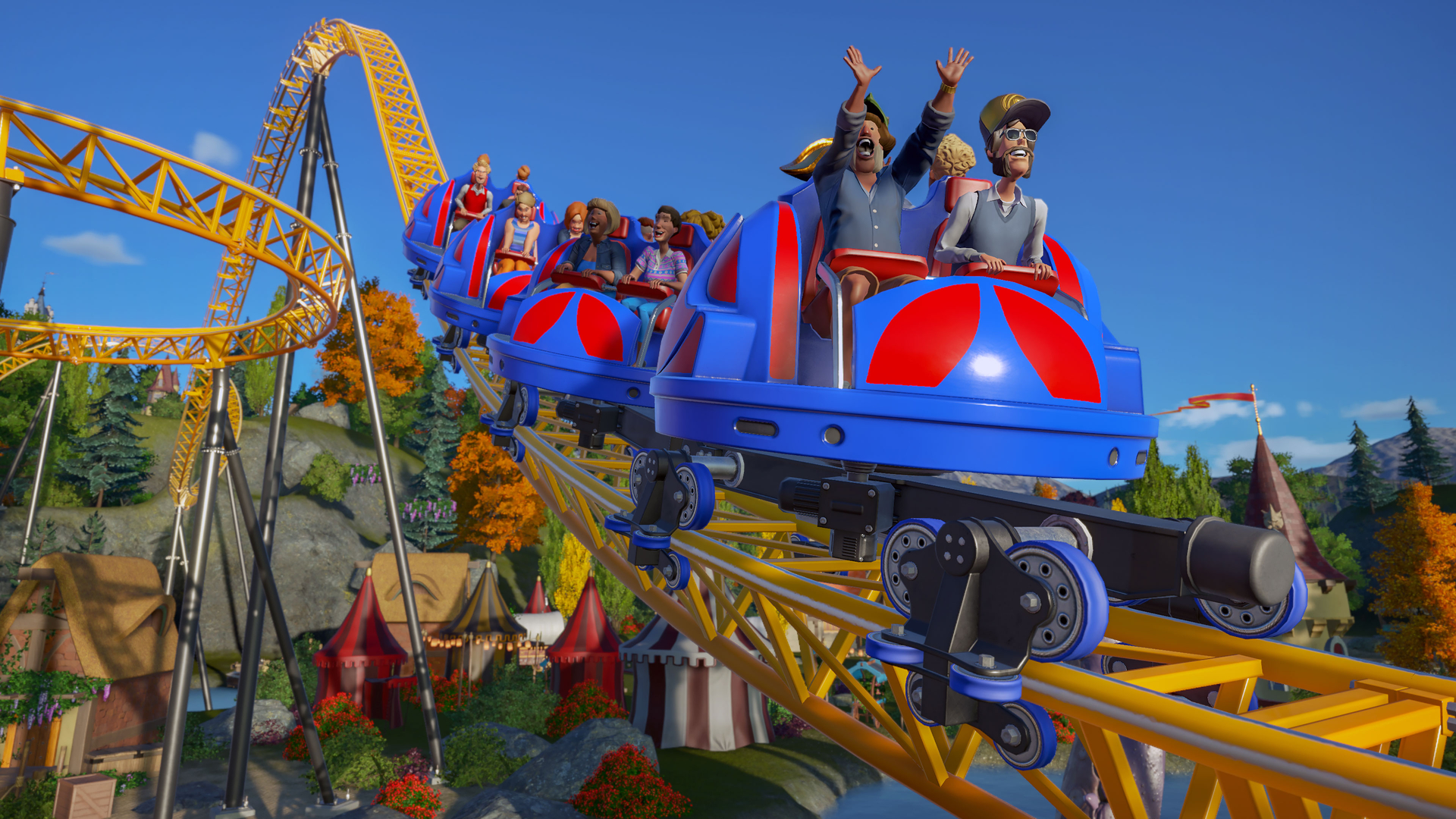 Planet Coaster - Classic Rides Collection บน Steam