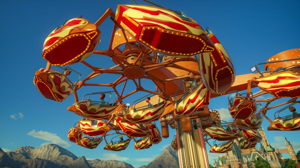 Planet Coaster - Classic Rides Collection (DLC)
