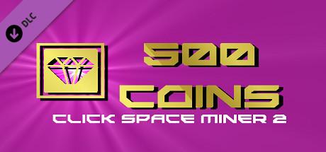Купить Click Space Miner 2 - 500 Coins (DLC)