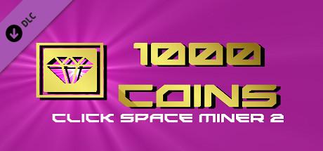 Купить Click Space Miner 2 - 1000 Coins (DLC)