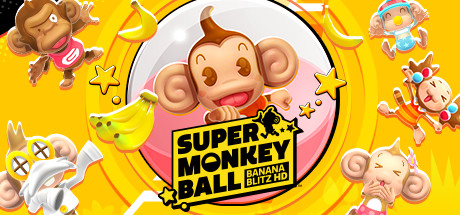 Super Monkey Ball: Banana Blitz HD Capa
