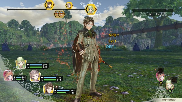 "Atelier Lulua: Aurel's Outfit ""The Ultimate Knight Supreme"" (DLC)"