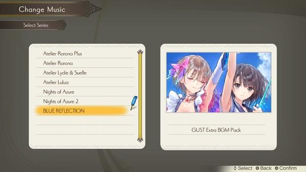Atelier Lulua: GUST Extra BGM Pack (DLC)