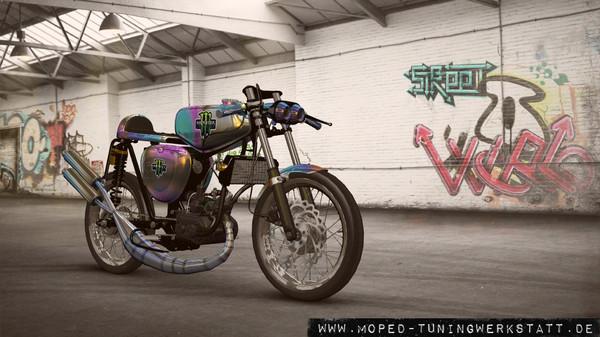 Simson Tuningwerkstatt 3D - Stylepacks (DLC)