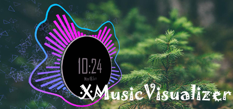 X Music Visualizer is a music visualizer live wallpaper. It can display awesome visualizer when your play music with any player on your Windows.