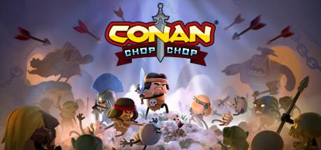 Купить Conan Chop Chop