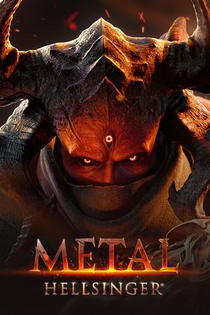 Metal: Hellsinger poster image on Steam Backlog