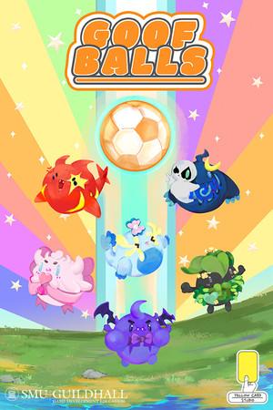 Goofballs poster image on Steam Backlog