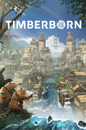 Timberborn poster image on Steam Backlog