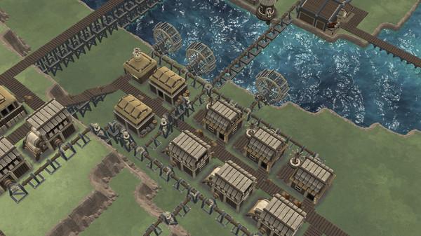 Скриншот из Timberborn