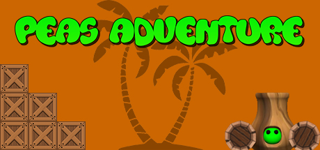Peas Adventure cover art