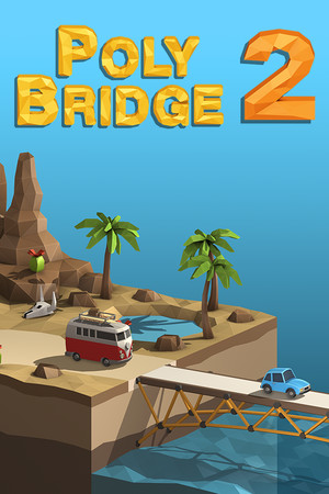 Poly Bridge 2 poster image on Steam Backlog