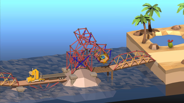 Poly Bridge 2 Steam Key 4