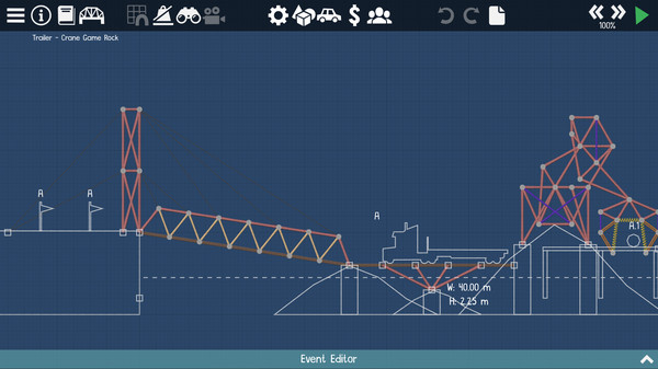 Poly Bridge 2 Steam Key 3