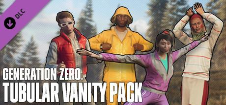 Generation Zero - Tubular Vanity Pack