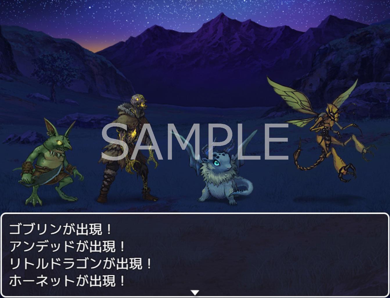 RPG Maker MV - TOKIWA GRAPHICS Classic Monsters Pack No 1