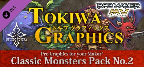 RPG Maker MV - TOKIWA GRAPHICS Classic Monsters Pack No.2