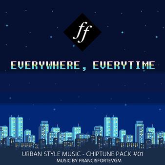 RPG Maker MV - Everywhere, Everytime Music Pack (DLC)