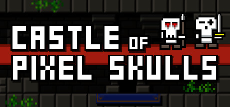 Castle Of Pixel Skulls