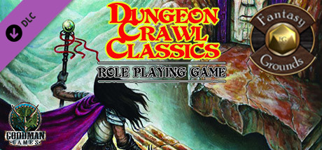 Купить Fantasy Grounds - Dungeon Crawl Classics Ruleset (DCC) (DLC)