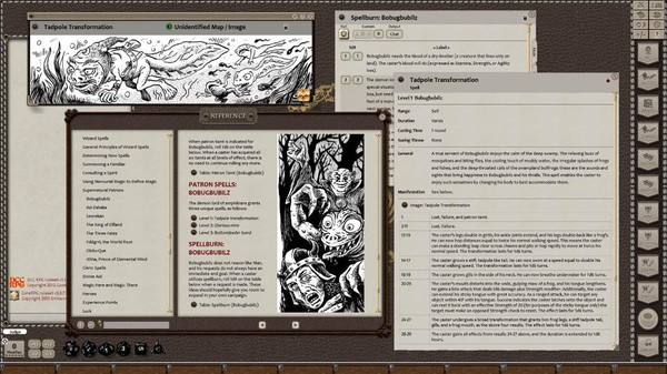 Fantasy Grounds - Dungeon Crawl Classics Ruleset (DCC) (DLC)