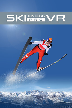 Ski Jumping Pro VR poster image on Steam Backlog