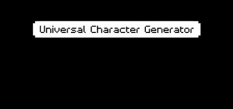 Universal Character Generator