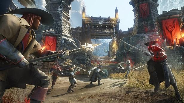 New World, el MMO de Amazon Games, aproxima su fecha de lanzamiento 2