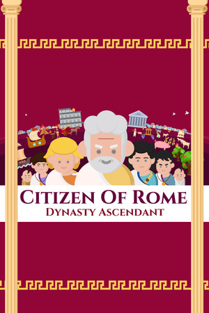 Citizen of Rome - Dynasty Ascendant poster image on Steam Backlog