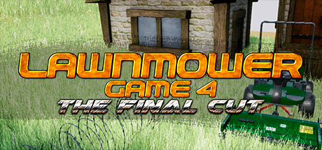 Lawnmower Game 4 The Final Cut Capa