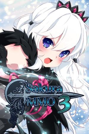 Sakura MMO 3 poster image on Steam Backlog