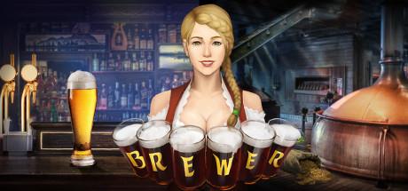 Brewer cover art