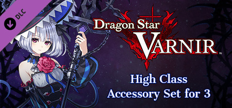 Купить Dragon Star Varnir High Class Accessory Set for 3 (DLC)