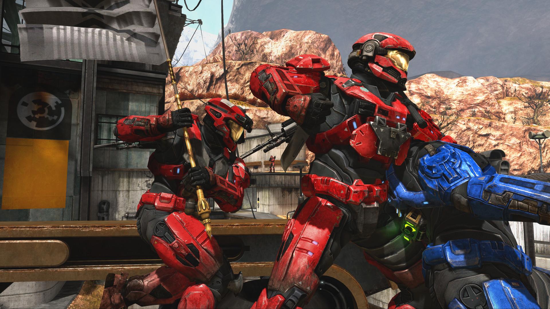 Halo 3 mod di matchmaking