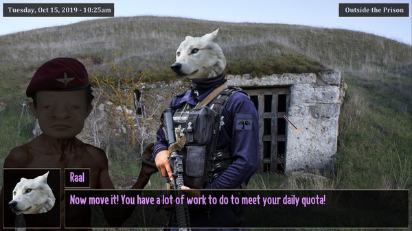 Phucker in the Gulag