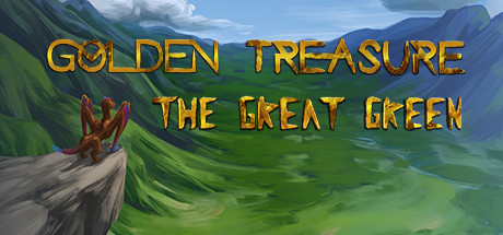 Golden Treasure The Great Green Capa