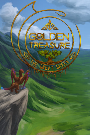 Golden Treasure: The Great Green poster image on Steam Backlog