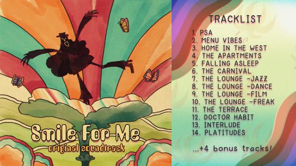Smile For Me - Official Soundtrack (DLC)