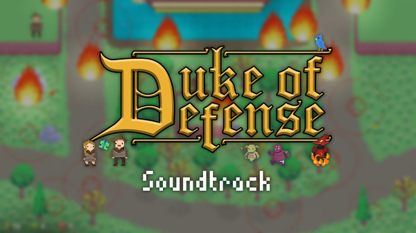Duke of Defense - Soundtrack (DLC)