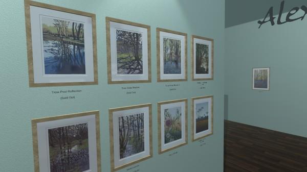 VR Art Gallery: Alexandra Buckle