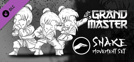The Grandmaster - Snake Movement Set