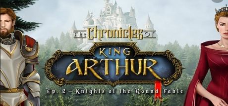 The Chronicles of King Arthur: Episode 2 - Knights of the Round Table cover art