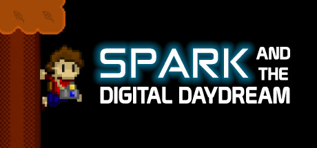 Spark and The Digital Daydream cover art