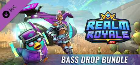 Купить Realm Royale - Bass Drop Bundle (DLC)