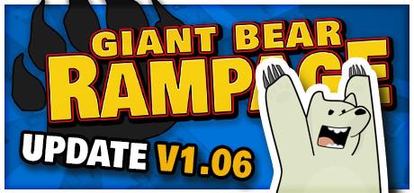 Giant Bear Rampage! – a Kaiju Bear Simulator Capa