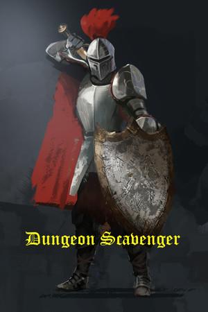 Dungeon Scavenger poster image on Steam Backlog