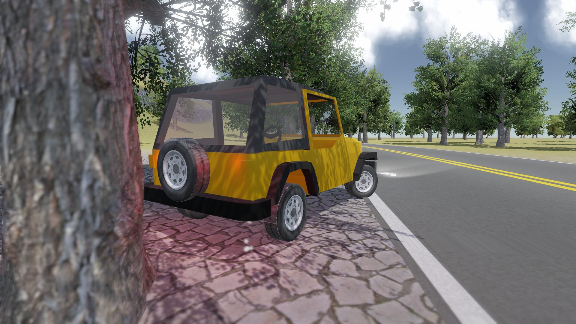Sethtek Driving Simulator on Steam