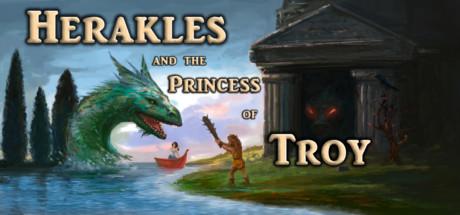 Купить Herakles and the Princess of Troy