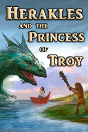 Herakles and the Princess of Troy poster image on Steam Backlog
