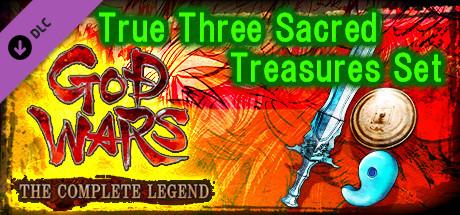 Купить GOD WARS The Complete Legend - True Three Sacred Treasures Set (DLC)